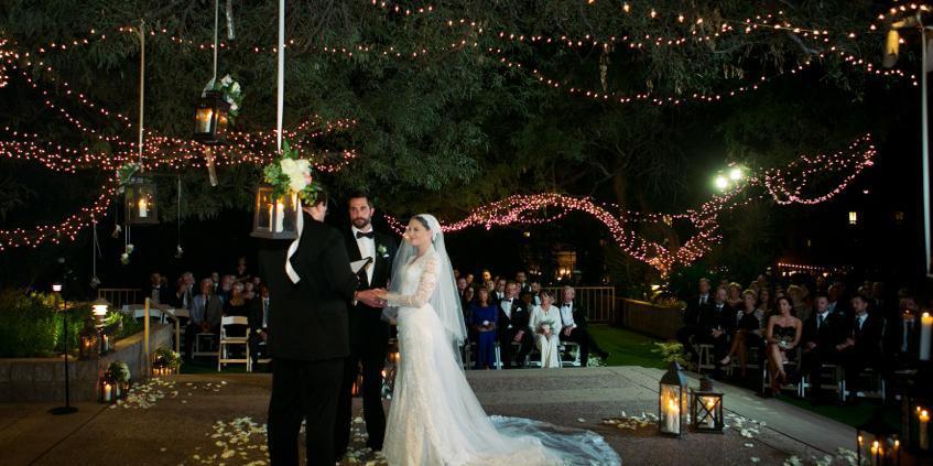 Loews Ventana Canyon Resort wedding Tucson