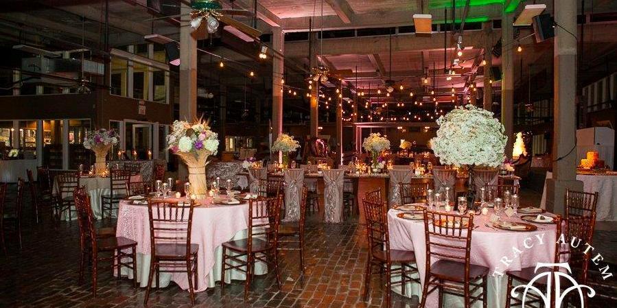 Stockyards Station wedding Fort Worth