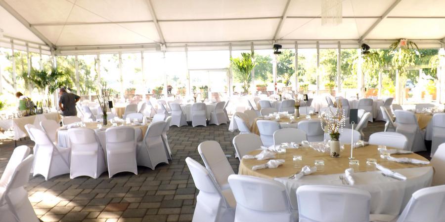 Marine Park Golf Course wedding Brooklyn