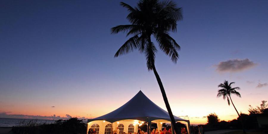 West Wind Inn wedding Naples/Fort Myers