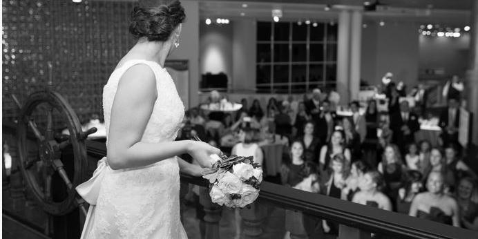 The Mariners' Museum wedding Virginia Beach