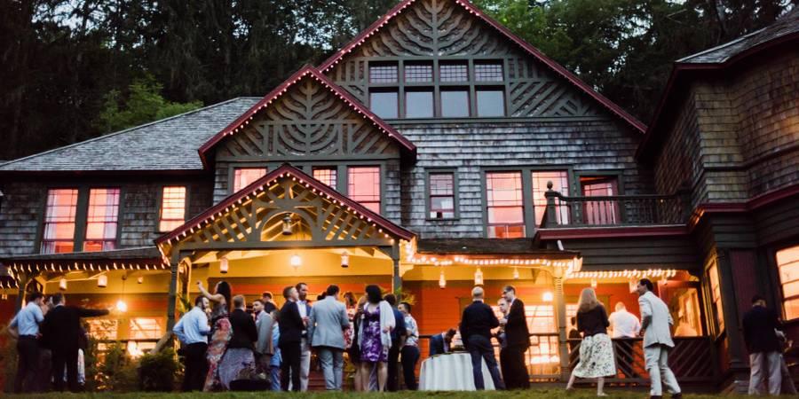 Spillian wedding Eastern Adirondacks/Lake Champlain