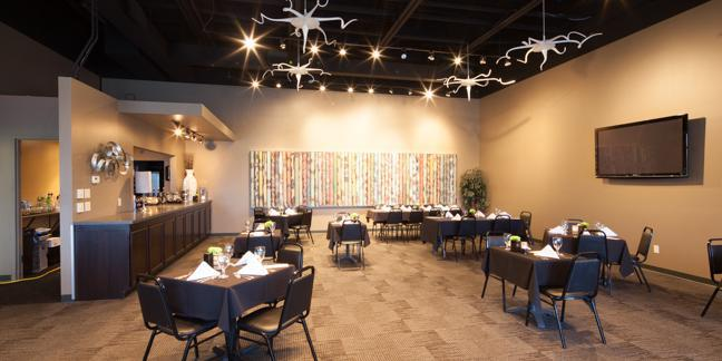 Venue Restaurant & Lounge wedding Nebraska