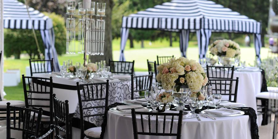 New Castle Country Club wedding Pittsburgh