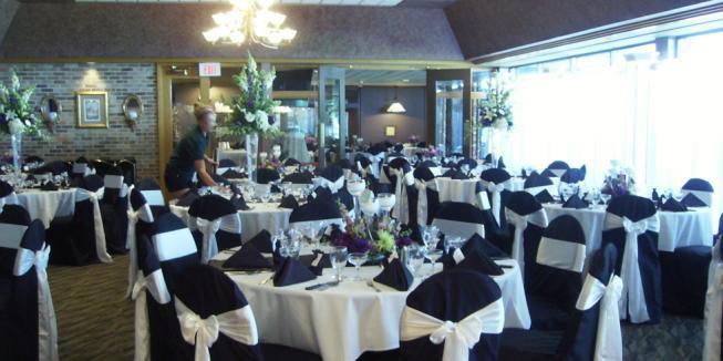 Norfolk Country Club wedding Nebraska
