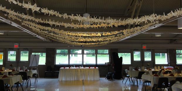 Whetstone Park of Roses wedding Columbus