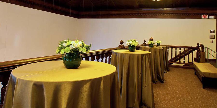 Pump House Regional Arts Center wedding Madison