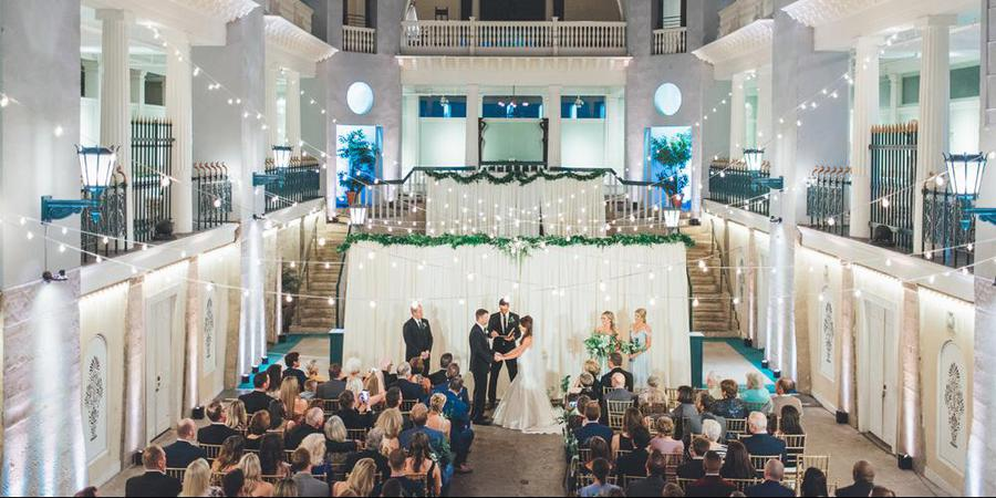 Lightner Museum wedding Jacksonville