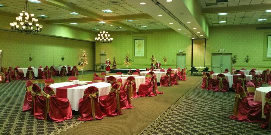 Regency Hotel & Conference Center wedding Mississippi