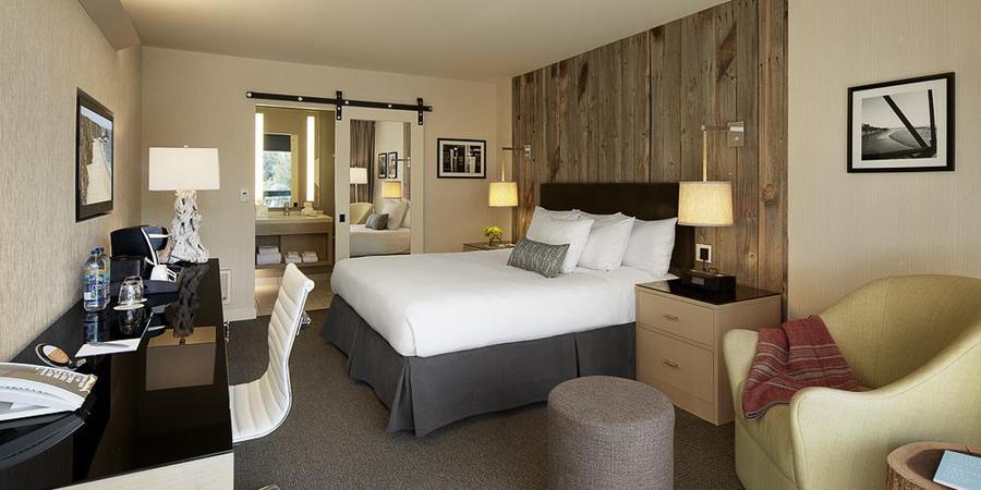 The Hotel Paradox wedding Monterey/Carmel Valley