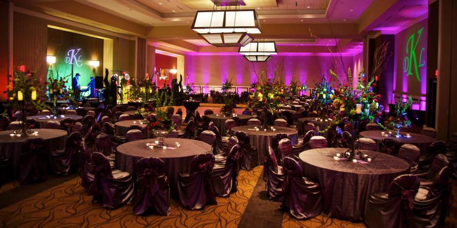 The Overton Hotel & Conference Center wedding Lubbock