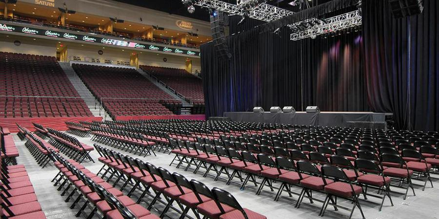 Orleans Arena