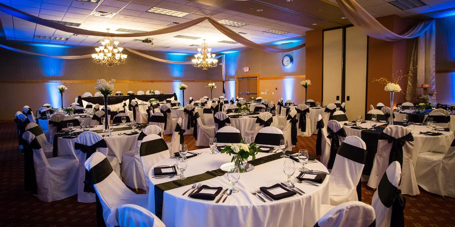 Sleep Inn And Suites Conference Center wedding Eau Claire