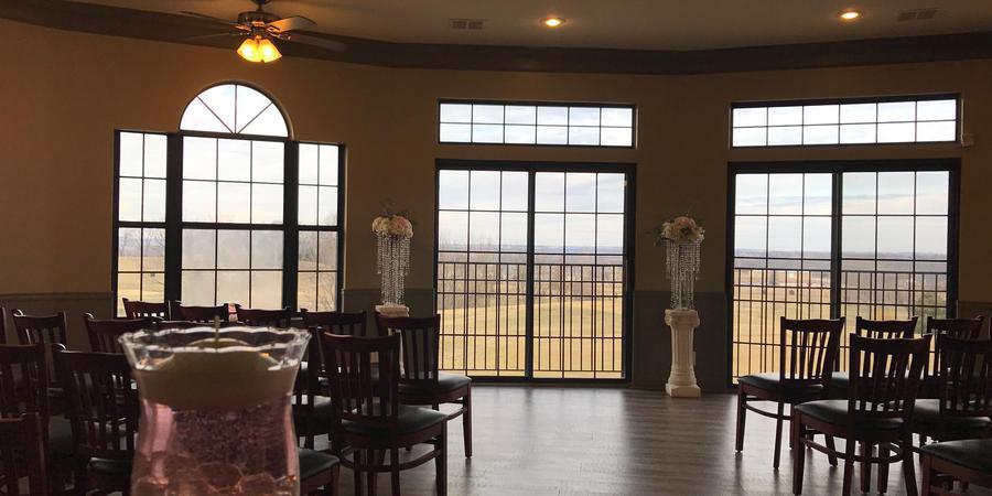 Shiloh Springs Golf Club wedding Kansas City