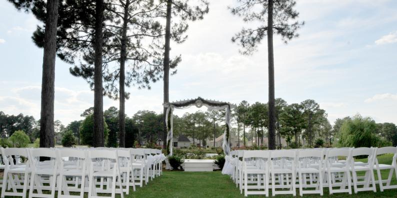 Brunswick Plantation & Golf Resort wedding Wilmington