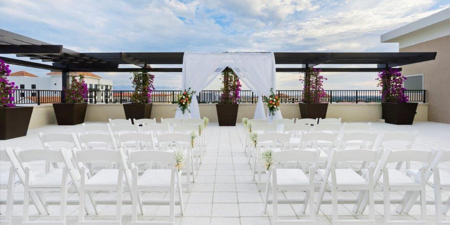 Hyatt Place Boca Raton Downtown wedding Fort Lauderdale