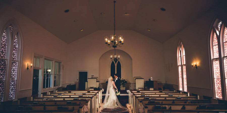 Shannondale Presbyterian Church wedding Knoxville