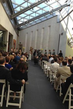 Kemper Museum of Contemporary Art wedding Kansas City