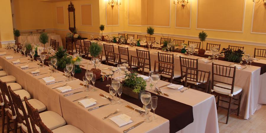 The Dumbarton House wedding Washington DC