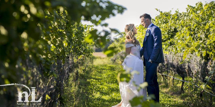 The Vineyards at Aquebogue wedding Long Island