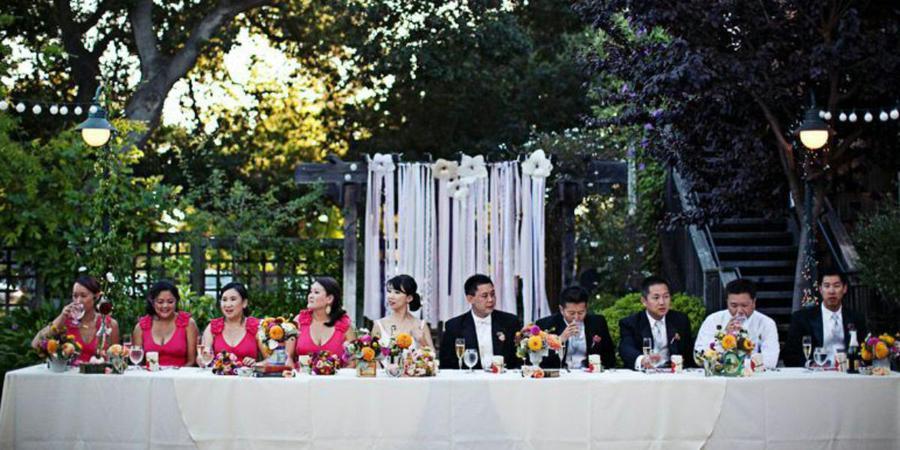 Los Altos History Museum wedding Peninsula