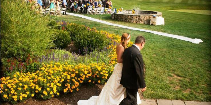Panther Valley Golf & Country Club wedding North Jersey