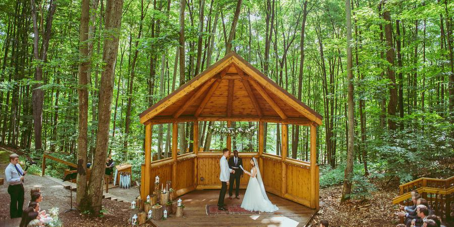 Crystal Mountain Resort wedding Traverse City