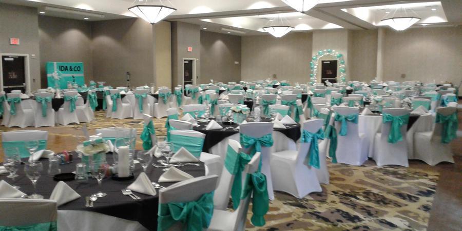SpringHill Suites Denton wedding Dallas
