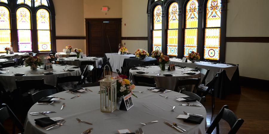 Morton Museum of Collierville History wedding Memphis