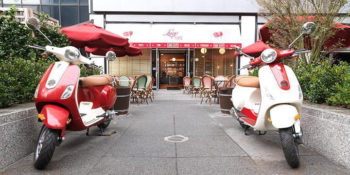 Lugo Cucina Italiana wedding Manhattan