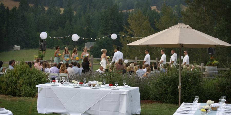 King's Raven Winery wedding Portland