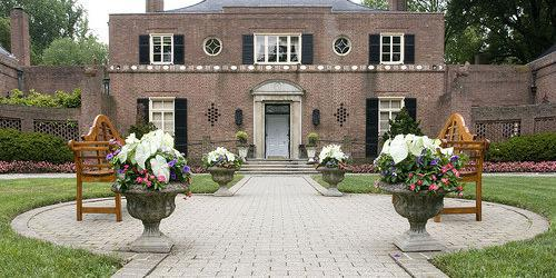Newton White Mansion wedding Annapolis