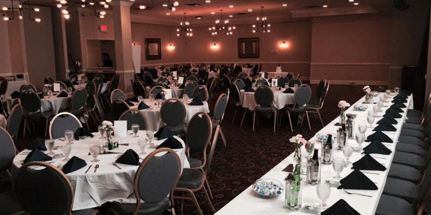 Elm Street Ballroom wedding St. Louis