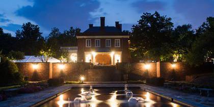Oxon Hill Manor wedding Annapolis