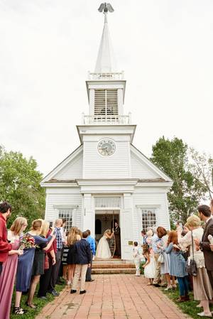 Old Peace Chapel & Enhanced Shelter wedding St. Louis