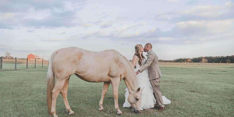 Rosie Creek Farms wedding Northwest Florida