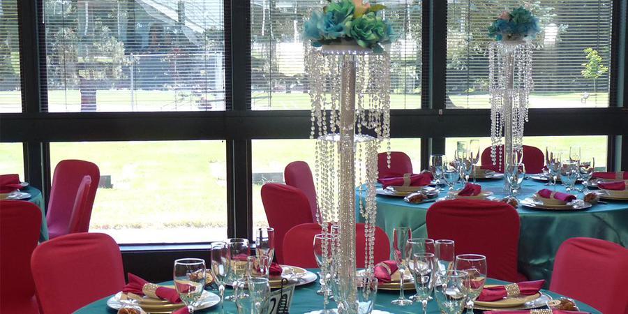 The Marshall Center wedding Tacoma