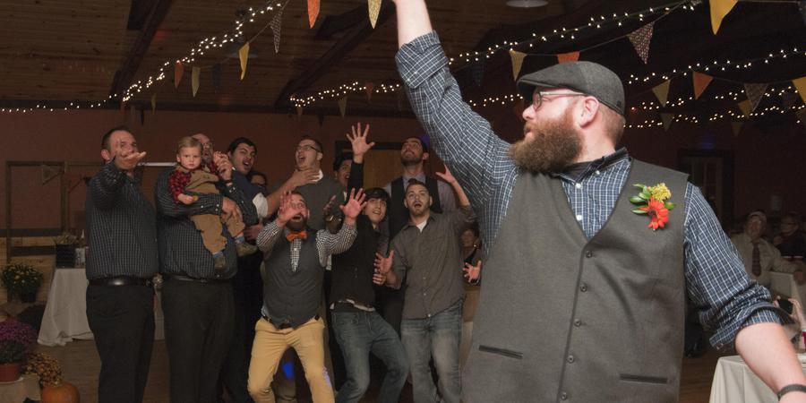 YMCA Camp Pinewood wedding Grand Rapids