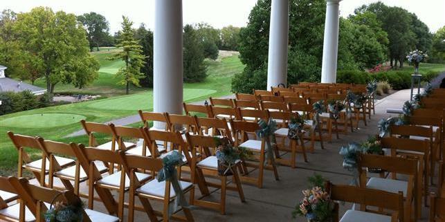 NCR Country Club wedding Dayton