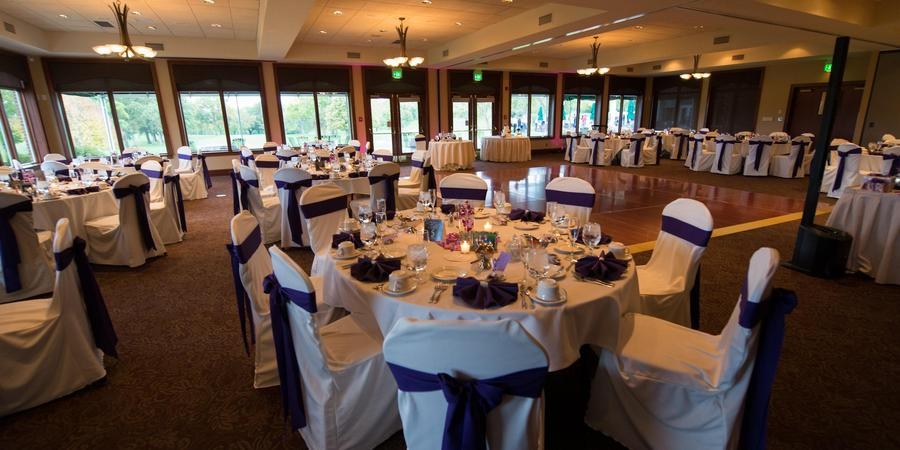 NCR Country Club wedding Dayton