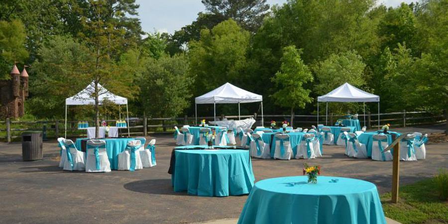 Jackson Zoo wedding Mississippi