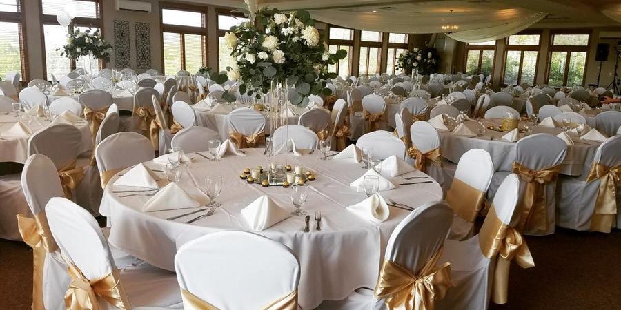Kilkarney Hills Golf Course wedding Eau Claire