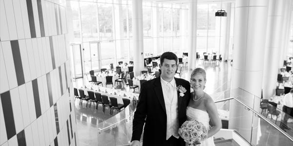 STEM Building wedding North Jersey