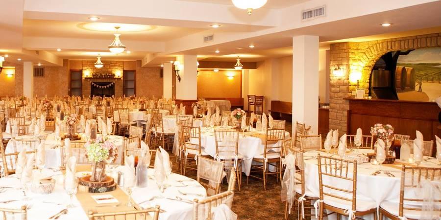 Riverbend Chapel wedding St. Louis