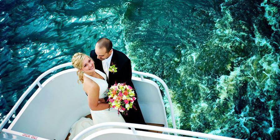 Main Street Lake Cruises wedding Springfield