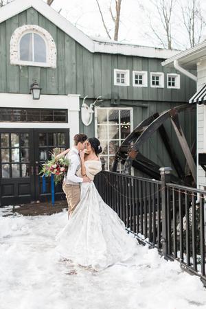 Willowbrook Mill wedding Traverse City