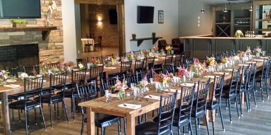 The Foundry wedding Atlanta