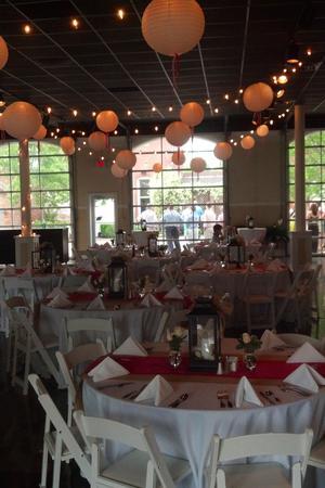 Marbury Center wedding Atlanta