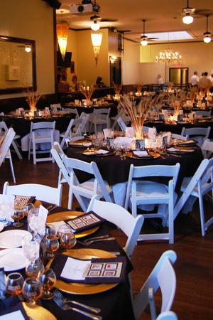 The Beam Room Catering & Events Space wedding Wilmington