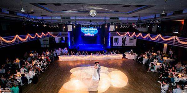 Casa Loma Ballroom wedding St. Louis